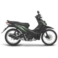 Honda Revo FIT Elegant Green