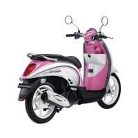 Honda Scoopy Retro Pink