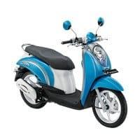 Honda Scoopy Sugar Blue