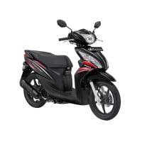 Honda Spacy CW Emperor Black