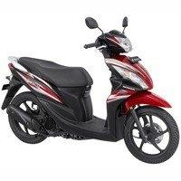 Honda Spacy Mendapat Penyegaran Desain - Lebih Sporty