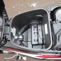 Bagasi & charger HP Honda Supra X 125 FI