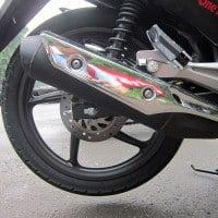 Knalpot Honda Supra X 125 FI