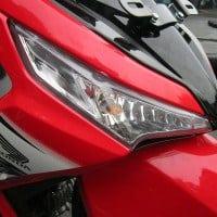 Lampu depan Honda Supra X 125 FI
