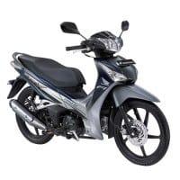 Honda Supra X 125 Helm-in-PGM-FI Emperor Blue