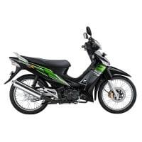 Honda Supra X 125 STD Dash Green