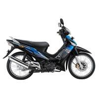 Honda Supra X 125 STD Energetic Blue