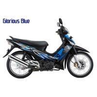 Honda Supra X 125 STD Glorious Blue
