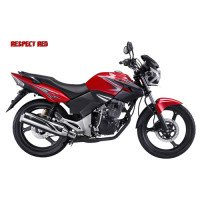 Honda Tiger Respect Red