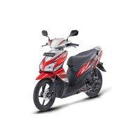 Honda Vario CW Merah Silver