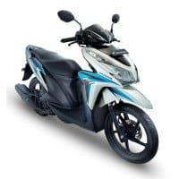 Honda Vario Techno 125 STD White Blue