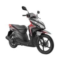 Honda Vario Techno CBS Hitam Merah