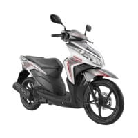 Honda Vario Techno CBS Putih Silver