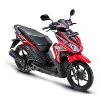 Honda Vario Techno Non CBS Mars Red
