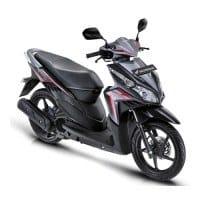 Honda Vario Techno Non CBS Orion Black