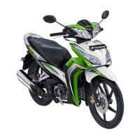New Honda Blade Accelera Green