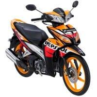 New Honda Blade R Repsol Special Edition