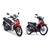 Perbedaan Honda Blade Dengan Supra