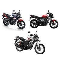 Perbedaan Honda Verza Mega Pro CB 150 R StreetFire