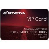 Segala Hal Tentang Kartu Honda VIP Card