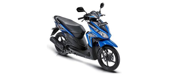 Honda Vario Techno Non CBS Galactic Blue